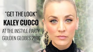 Get the Look | Kaley Cuoco InStyle Party 2018