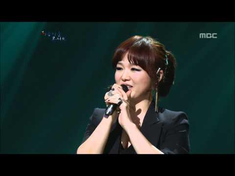 아름다운 콘서트 - Seo Young-eun - Interview, 서영은 - 인사말, Beautiful Concert 20120103