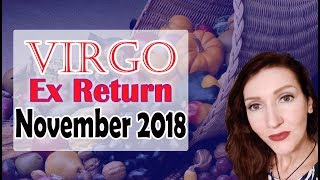 Virgo, Wow, EX sees you as an ideal partner X November 2018 Ex return love/soulmate readings