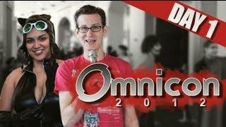Omnicon Day 1