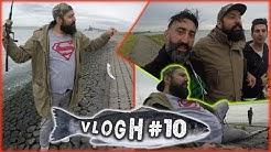 VLOGH #10 - USTA BALIKÇILARDAN LEVREK AVI