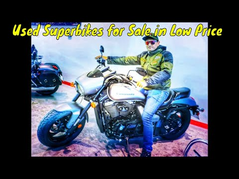 2nd Hand/Used Superbikes For Sale In BC, Canada In Low Price & Showroom Condition.Starting/1LAC RS