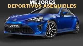 TOP 5 MEJORES AUTOS DEPORTIVOS ASEQUIBLES