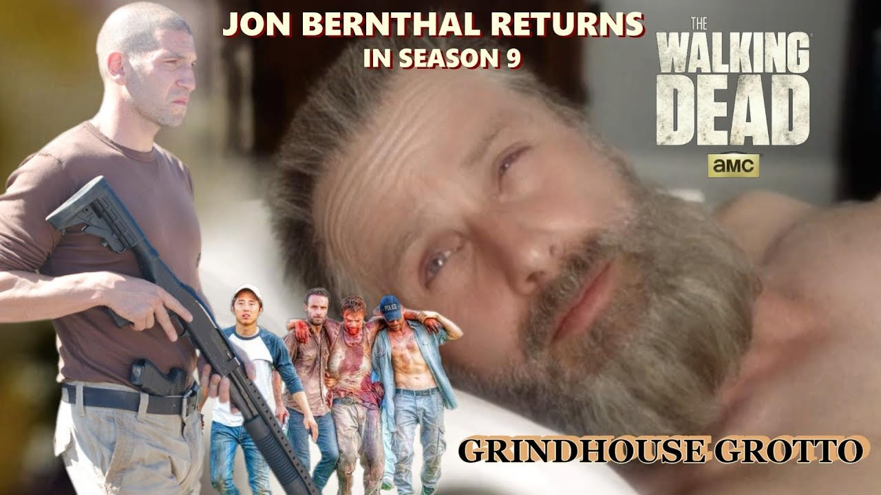 Jon Bernthal Shane Returns To The Walking Dead In Season 9 What This Means For The Show