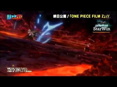 Trailer do filme One Piece 12 - Z