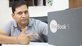 Asus Vivobook S | Intel Kabylake | i7 8th Gen Processor | Nvidia MX150