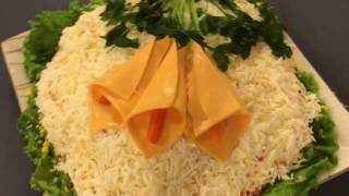 США. Готовим Салат Каллы. USA. Cooking Salad Calla Lilies.