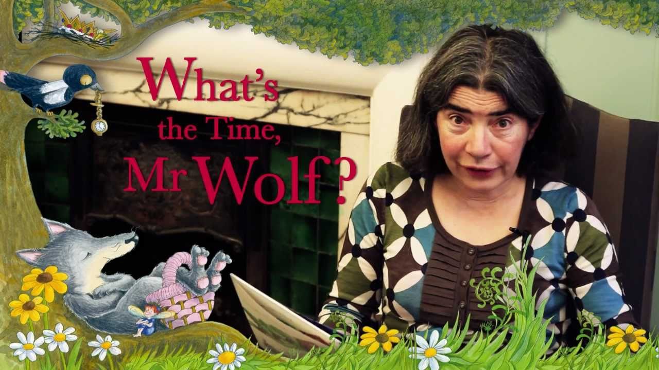 what the time mr wolf how to play