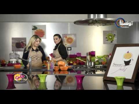 7alli M3ana Episode 54 Tarte au Citron Meringuée TunisnaTV