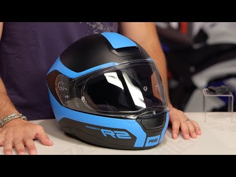 Thumbnail for Schuberth R2 Helmet Review