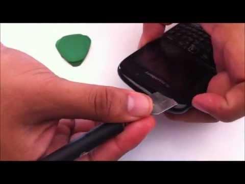 Desarmar Blackberry 9220
