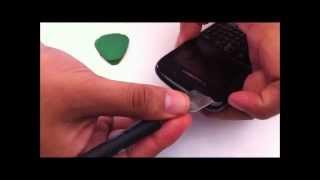 Repeat youtube video Desarmar Blackberry 9220