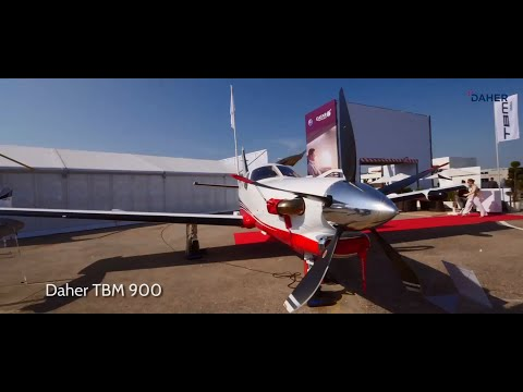 Daher at the heart of the 2015 Paris Air Show