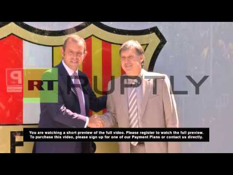 "Spain: ""Tata"" Martino assures Messi has nothing to with his signing"
