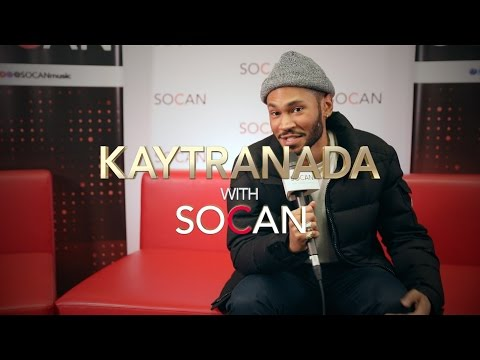 Kaytranada with SOCAN
