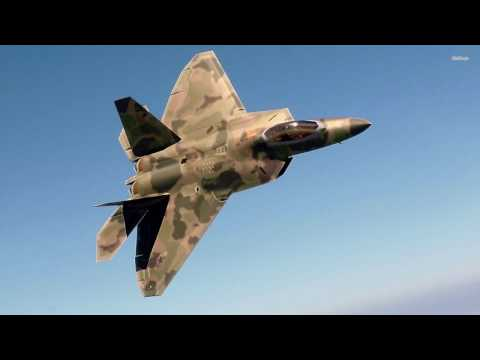 Top 10 Fifth Generation Fighter Aircraft    2017