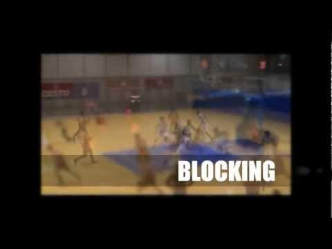 Mansour Kasse highlights - Real Madrid basketball (2012)