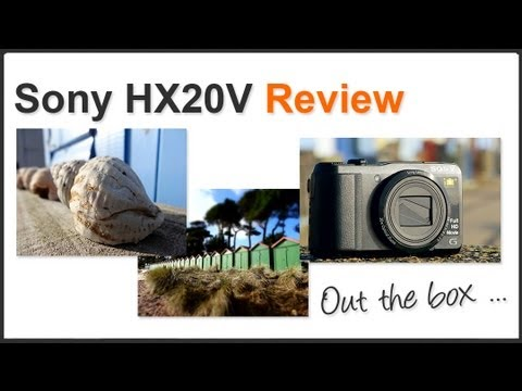 Sony HX20V Review