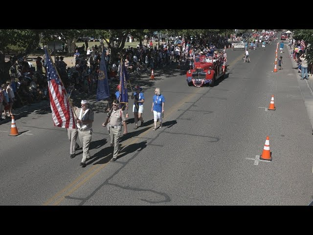 2019 Clarkdale Old Fashion 4th of July Kids Parade
