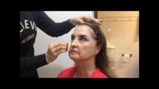 Maquillaje en pieles maduras