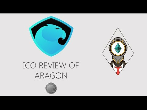ICO Review of : Aragon (ANT tokens)