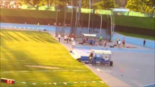 New York Twilight Javelin Icahn Stadium 6/5/14