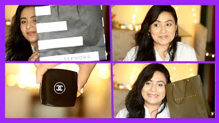 HAUL! Sephora | Chanel | Nappa Dori | Bblunt  {Delhi fashion blogger}
