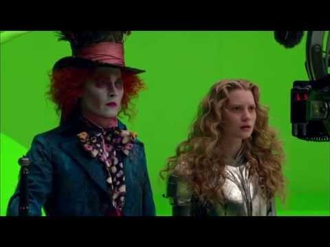 Alice In Wonderland: Broll Part 1 of 2