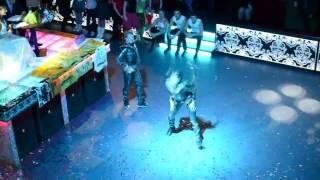 Танец Реггетон -Кубатон (Reggaeton-Cubaton).Школа танцев Латина клуб.