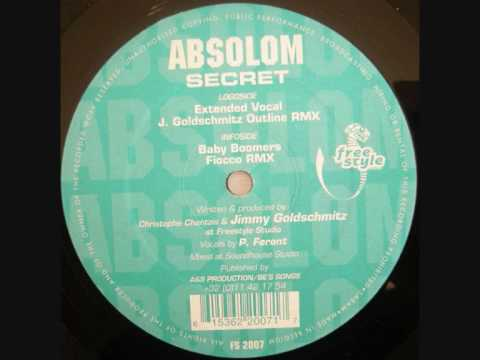 Absolom  Secret Extended Vocal Mix 1998