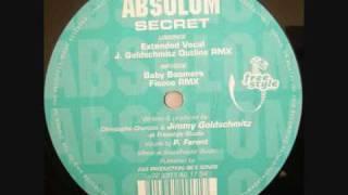 Absolom - Secret (Extended Vocal Mix) (1998)