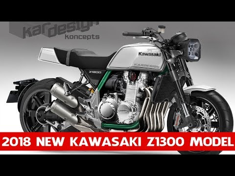 Details 2018 Kawasaki Z1300 1286cc model  | New Kawasaki Z1300 model and new styling concept 2018