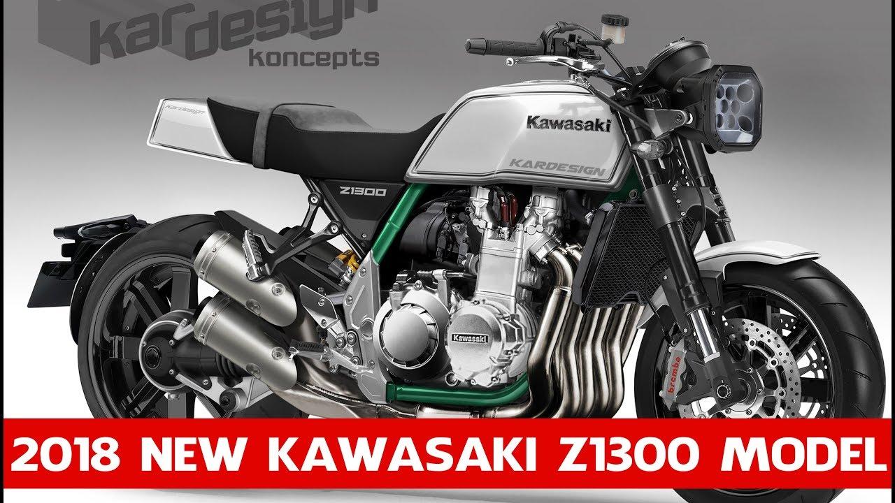 Details 2018 Kawasaki Z1300 1286cc model   New Kawasaki Z1300 model