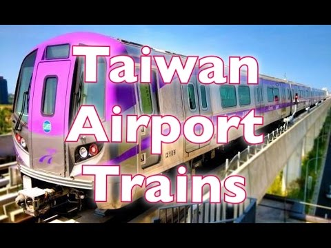 Taipei Airport Trains
