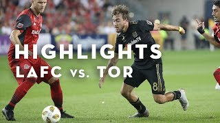Full Highlights | 4-2 | LAFC vs. Toronto FC | September 1, 2018