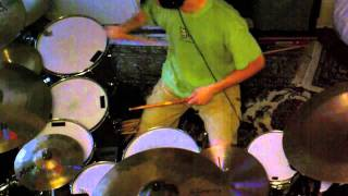 Spock's Beard: Made Alive/Overture - Drum Cover