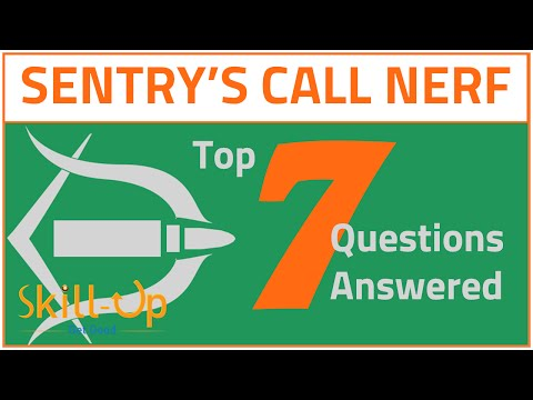 The Division | Sentry's Call Nerf: How It Affects You (and the Meta)!