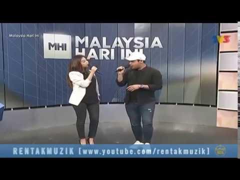 Syamel & Ernie Zakri - Aku Cinta (Live)
