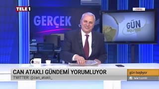 Gün Başlıyor - (12 Aralık 2018) Can Ataklı   Tele1 TV