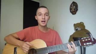 CARMESÍ  Vicente Garcia tutorial guitarra