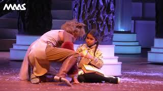 Meespeelproject Zwolle 25/2/2018 Beauty en het beest - Maas theater en dans