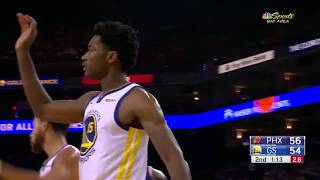 Damian Jones' best from 2018 NBA Preseason