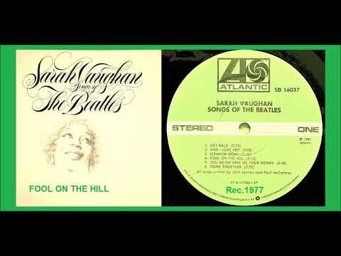 Sarah Vaughan - The Fool on the Hill 'Vinyl' mp3