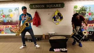 NEW ! Too Many Zooz , Union Square  The newest Show! 2017 The …