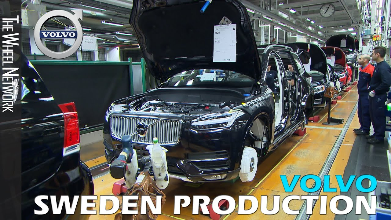 Download Volvo Production in Sweden