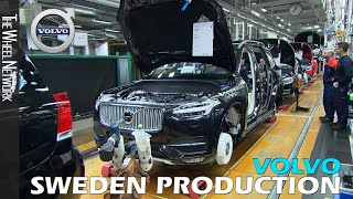 Volvo Production in Sweden