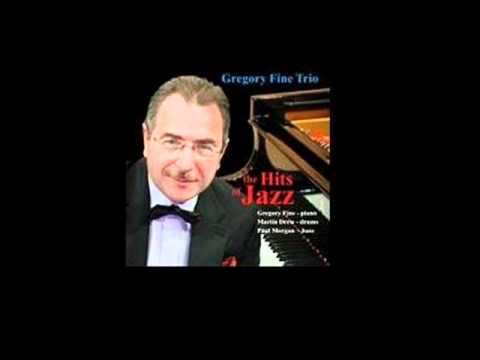 Gregory Fine Trio - This Masquerade