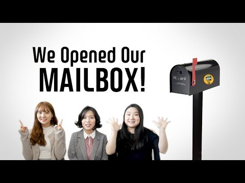 We opened official mailbox! Send us ANYTHING XD
