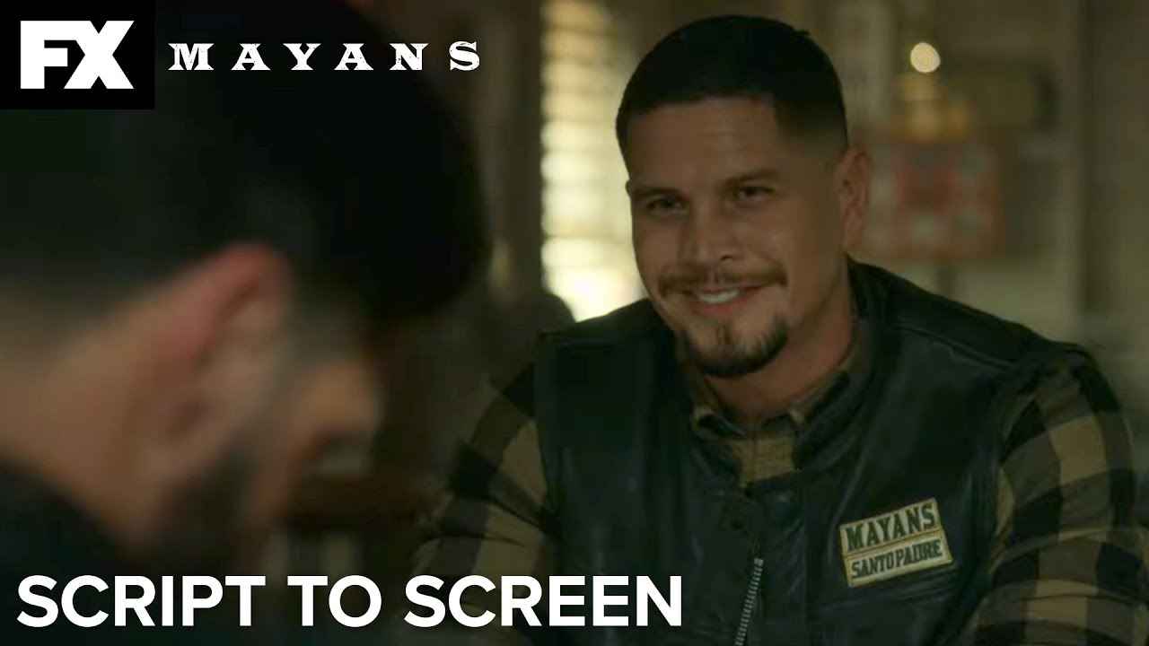 Download Mayans M.C. | Script to Screen #7 - Season 3 Ep. 8 Highlight | FX