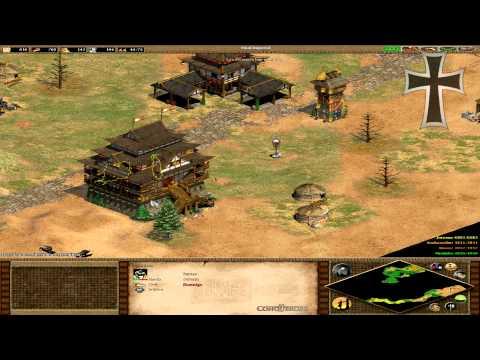 """Age of Empires II - Genghis Khan - Misión 4: """"La horda cabalga hacia el oeste"""" (Parte 1)"""